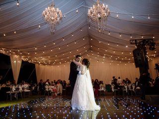 La boda de Zinnia y Salvador