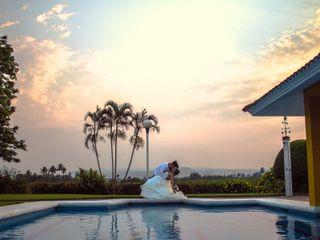 La boda de Mariana y José Antonio
