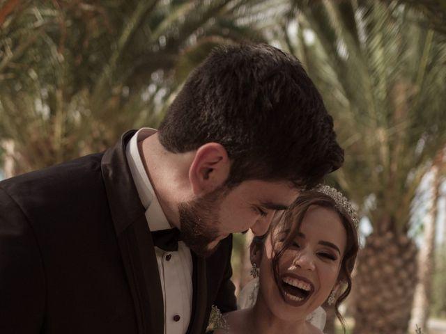 La boda de Diego  y Karla  en Torreón, Coahuila 3