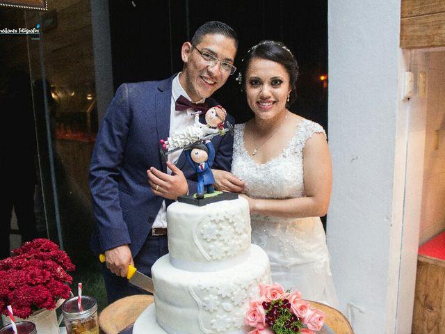 La boda de Karla y Osiris