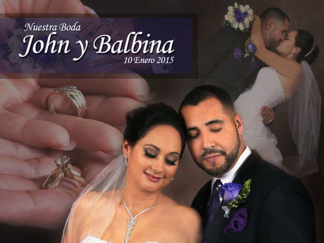 La boda de JOHN y BALBINA en Tijuana, Baja California 1