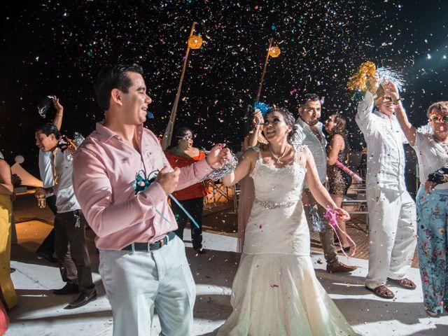 La boda de Xochitl y Octavio