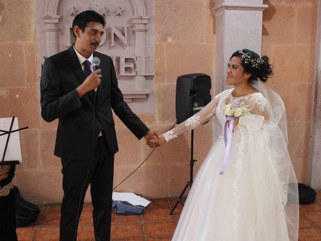La boda de Joel y Ely en Zacatecas, Zacatecas 2