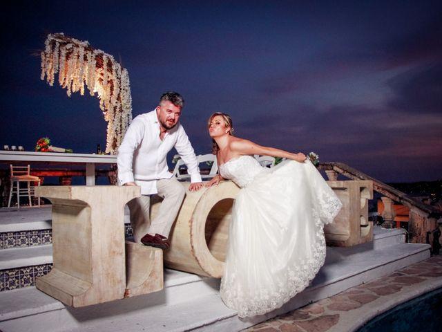 La boda de Olivia y Eduardo