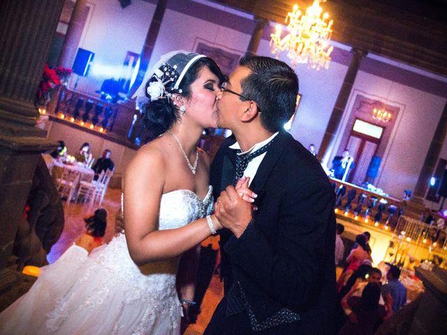 La boda de Yessica y Santiago