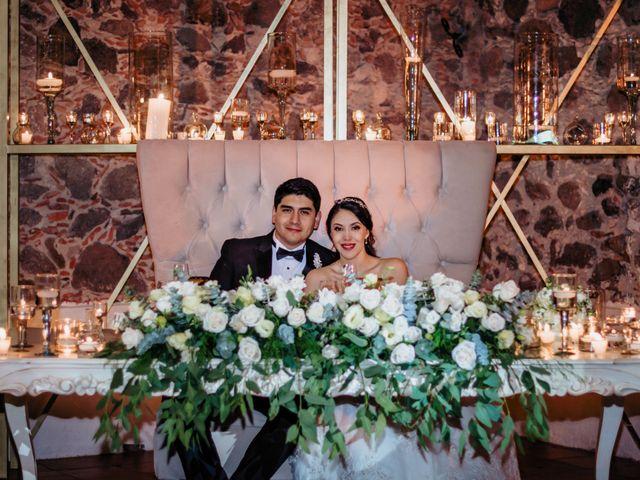 La boda de Nadia y Zoli