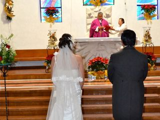 La boda de Martha y Esteban 1