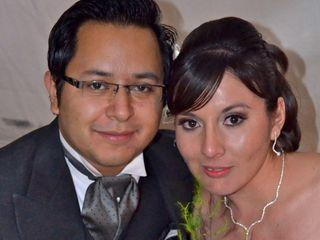 La boda de Martha y Esteban
