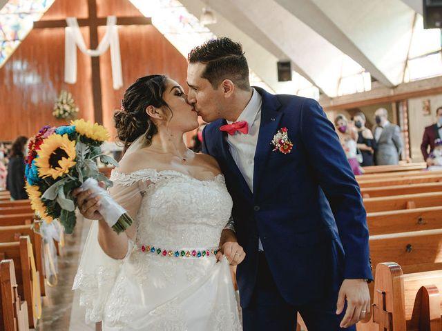 La boda de Yesenia y Ángel
