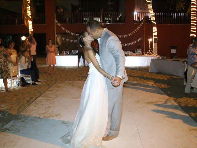 La boda de Leigh y Ben