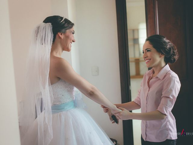 La boda de Gerardo y Aideé en Saltillo, Coahuila 9