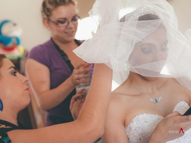 La boda de Gerardo y Aideé en Saltillo, Coahuila 11