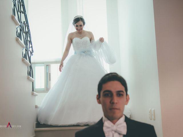 La boda de Gerardo y Aideé en Saltillo, Coahuila 15