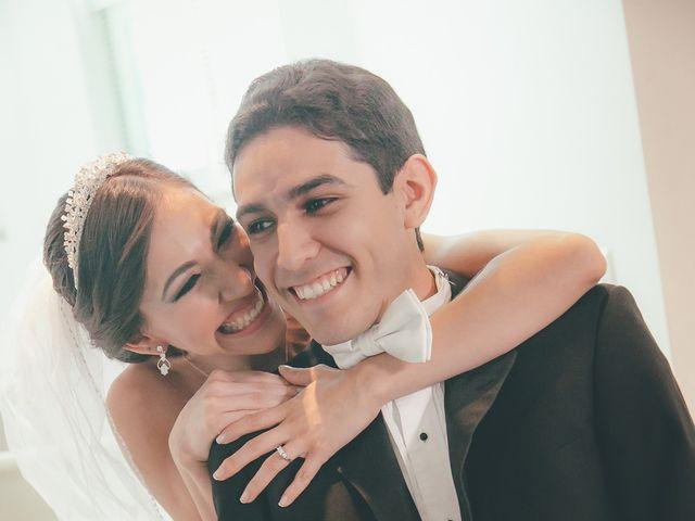 La boda de Gerardo y Aideé en Saltillo, Coahuila 16