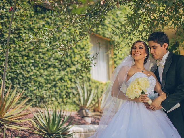 La boda de Gerardo y Aideé en Saltillo, Coahuila 18