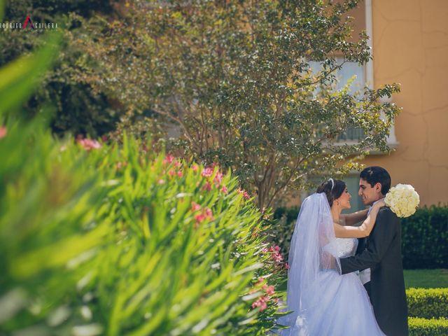 La boda de Gerardo y Aideé en Saltillo, Coahuila 19