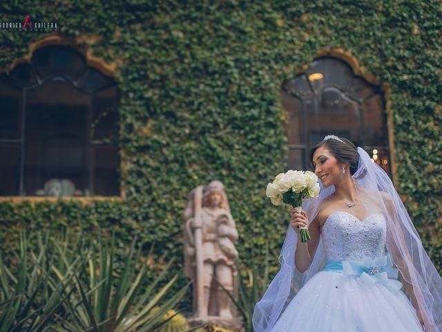 La boda de Gerardo y Aideé en Saltillo, Coahuila 20