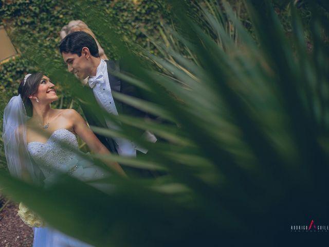 La boda de Gerardo y Aideé en Saltillo, Coahuila 21