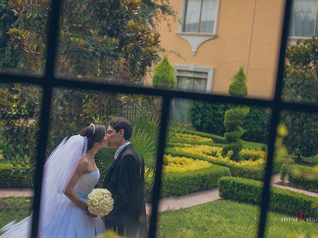 La boda de Gerardo y Aideé en Saltillo, Coahuila 22