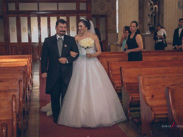 La boda de Gerardo y Aideé en Saltillo, Coahuila 28