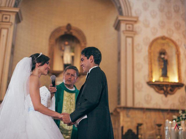 La boda de Gerardo y Aideé en Saltillo, Coahuila 29