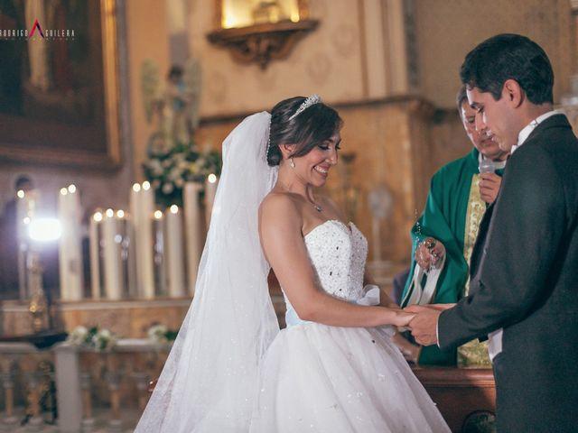 La boda de Gerardo y Aideé en Saltillo, Coahuila 30