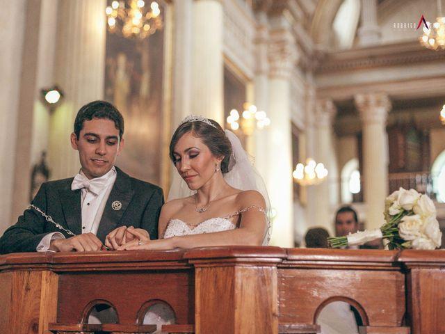 La boda de Aideé y Gerardo