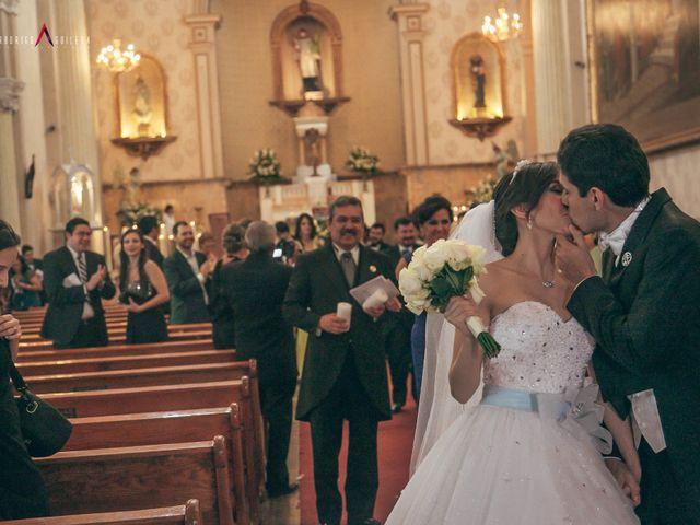 La boda de Gerardo y Aideé en Saltillo, Coahuila 31
