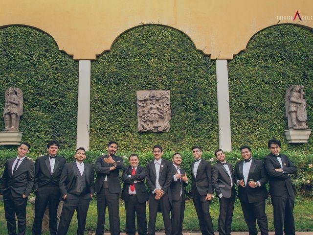 La boda de Gerardo y Aideé en Saltillo, Coahuila 33