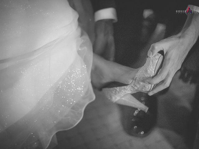 La boda de Gerardo y Aideé en Saltillo, Coahuila 36