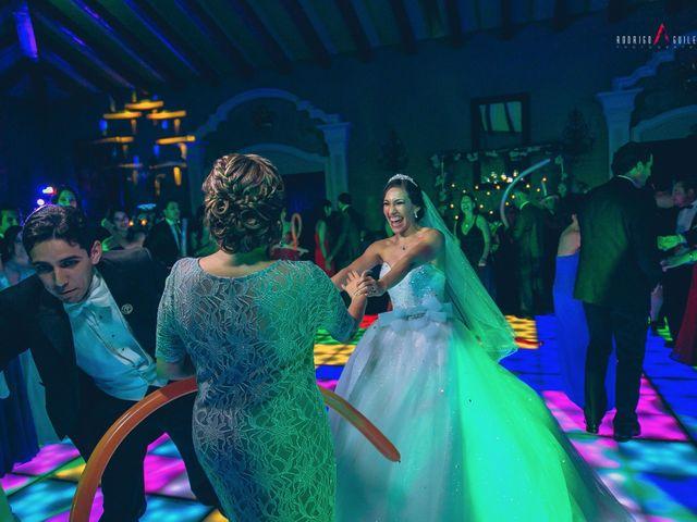 La boda de Gerardo y Aideé en Saltillo, Coahuila 45
