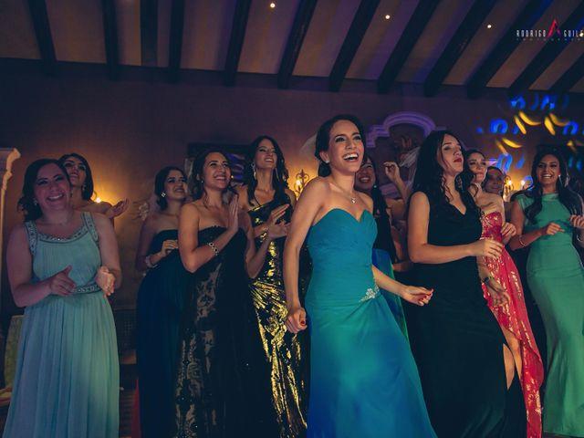 La boda de Gerardo y Aideé en Saltillo, Coahuila 47