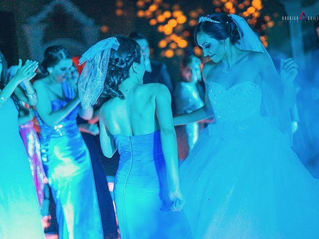 La boda de Gerardo y Aideé en Saltillo, Coahuila 49