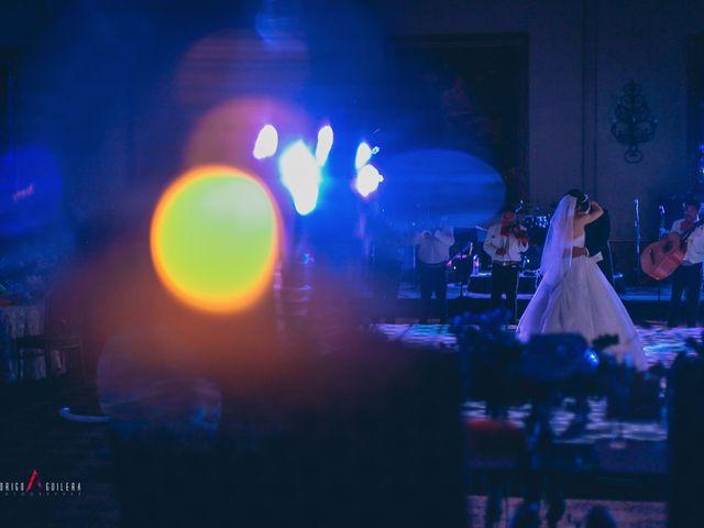 La boda de Gerardo y Aideé en Saltillo, Coahuila 56