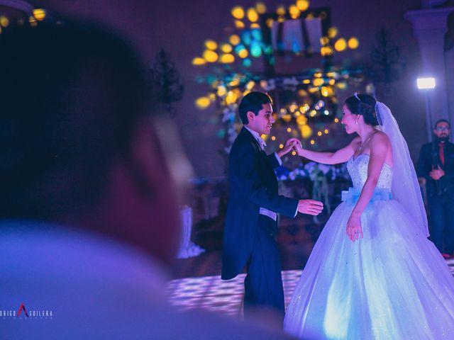 La boda de Gerardo y Aideé en Saltillo, Coahuila 58