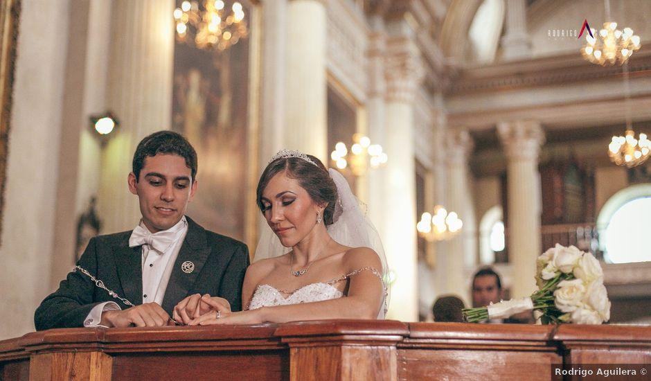 La boda de Gerardo y Aideé en Saltillo, Coahuila