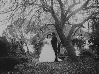 La boda de Diana y Abraham 1