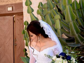 La boda de Karla y Lonnie 3