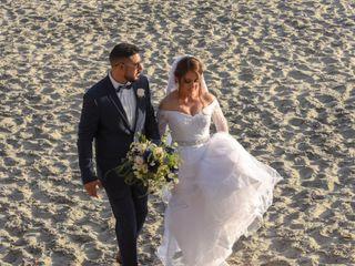 La boda de Karla y Lonnie
