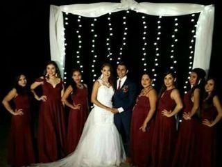 La boda de Izait y Raquel  1
