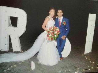 La boda de Izait y Raquel