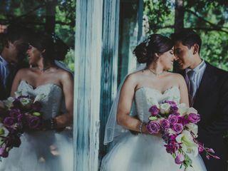 La boda de Karen y Hiram
