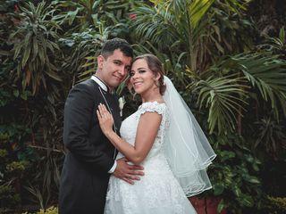 La boda de Paty y Dave