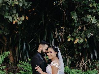 La boda de Ana Enciso y Aarón Soltero 1