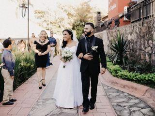 La boda de Ana Enciso y Aarón Soltero