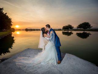 La boda de Claudia y Bryan