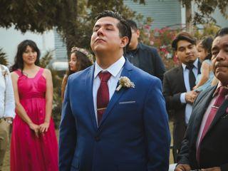 La boda de Lisseth y Cesar 1