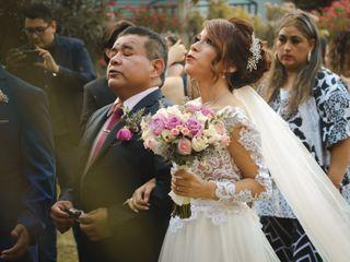 La boda de Lisseth y Cesar 2