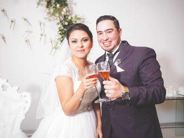 La boda de Arinda y Fernando