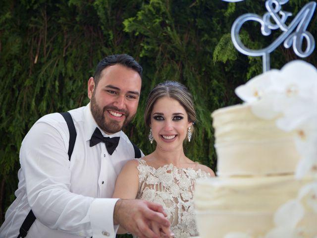 La boda de Andrea y Anuar